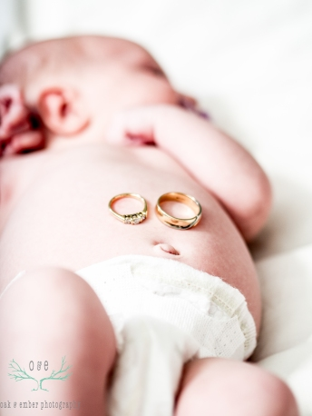Oak and Ember - Calgary Baby Photography - Callie